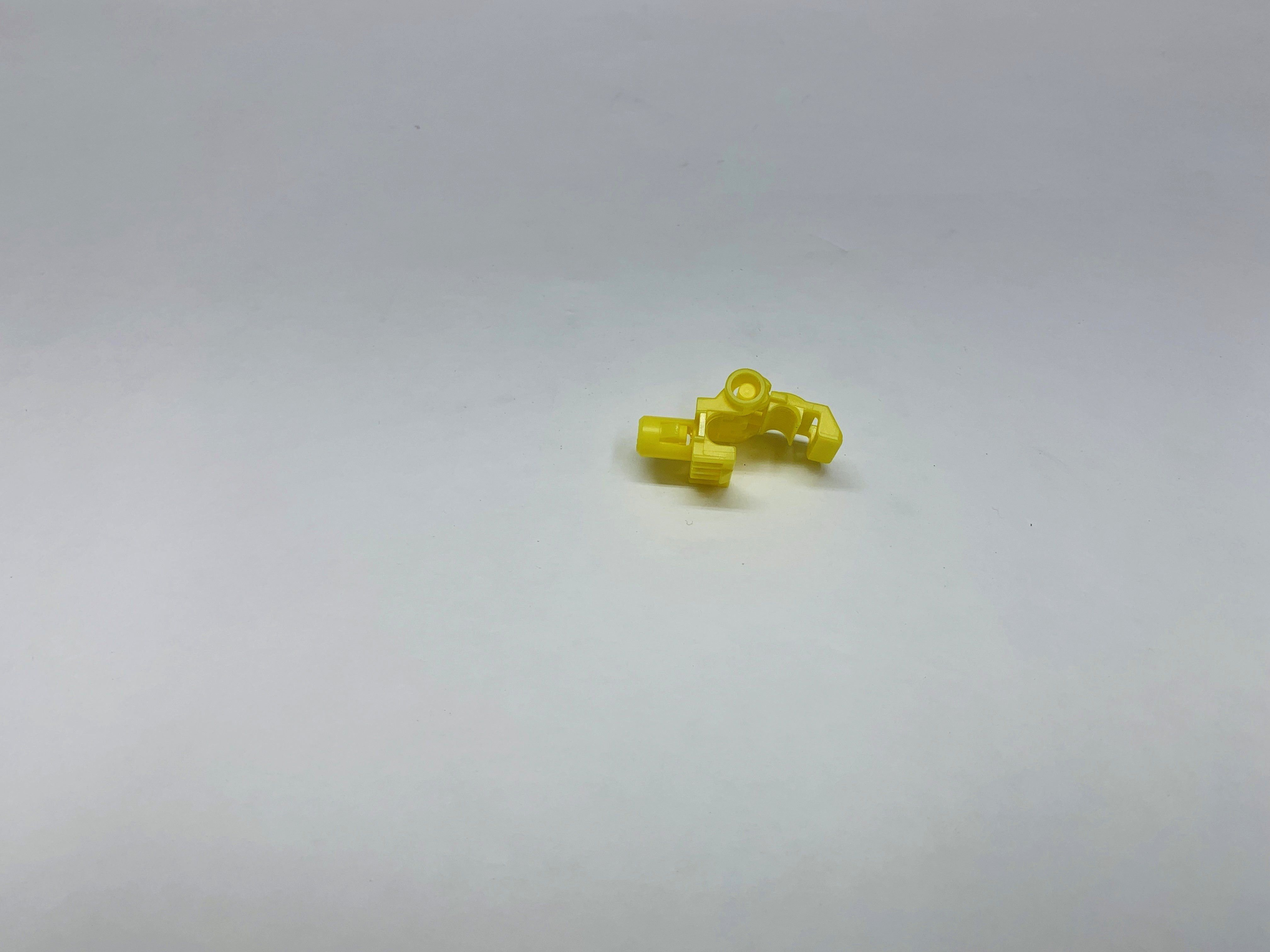 Mercury Front Right Passenger Door Lock Control Retainer Yellow Clip Ford Mercury Front Right Passe