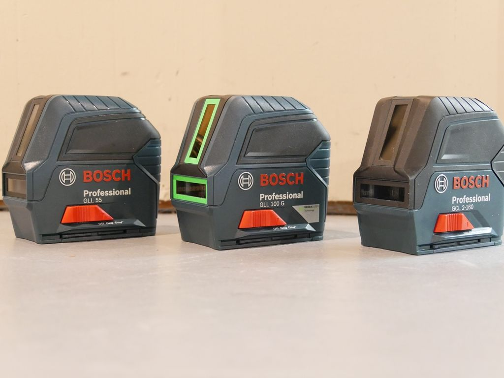 Bosch Visimax Lasers Review Bosch Homeowner Laser