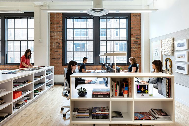 Studio Bv Builds An Office Of Its Own In Minneapolis With Images