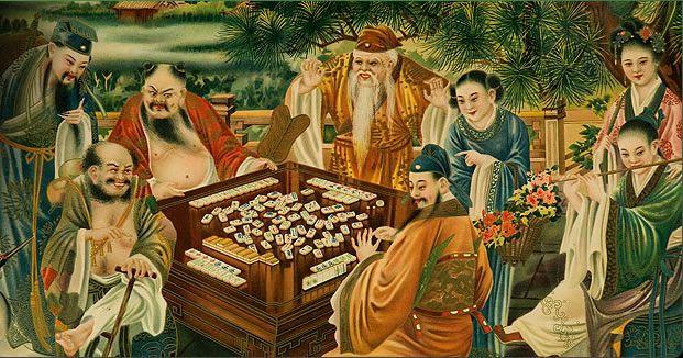 Sloperama's MAHJONG HISTORY