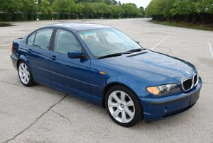 BMW 3-Series 325i E46 I have this in Black