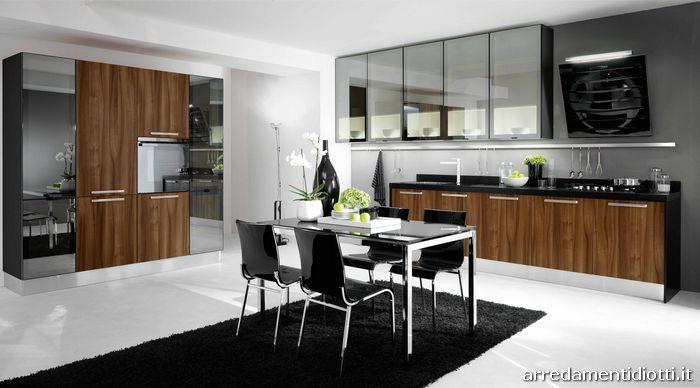 S78-cucina-polimerico-noce-pensili-vetro-stop-sol-big | cucine ...