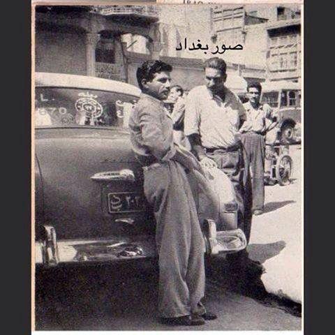 الصورة في بغداد الخمسينات Baghdad Iraq Baghdad History