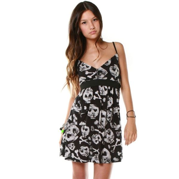 9c7caf44815 Abbey Dawn Heartcore Dress Black