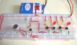 Music Operated Dancing LEDs | school makerspace | Pinterest ...