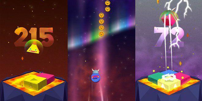 KANO, un juego que desafía la habilidad y la precisión http://j.mp/1LuVbFs    #IOS, #Juegos, #JuegosIOS, #KANO, #Puzle