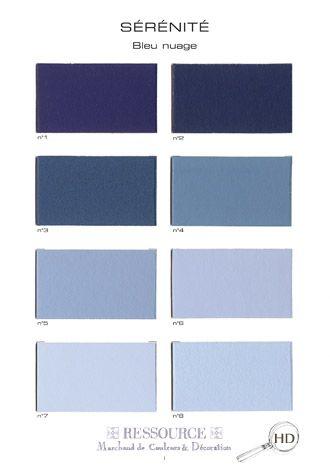 Peintures Ressource Marchand De Couleurs Et Decoration Peintures A Effets Peinture A Effet Marque Peinture Ressource Maison Paris Palette De Couleurs Bleu