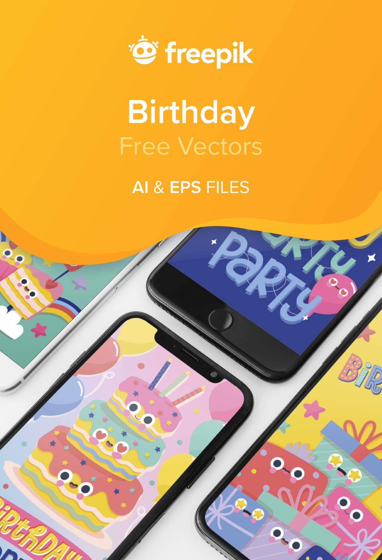 Celebrate freepik company 10th birthday with this freebie