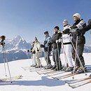 Take a ski/board improvement or instructor course