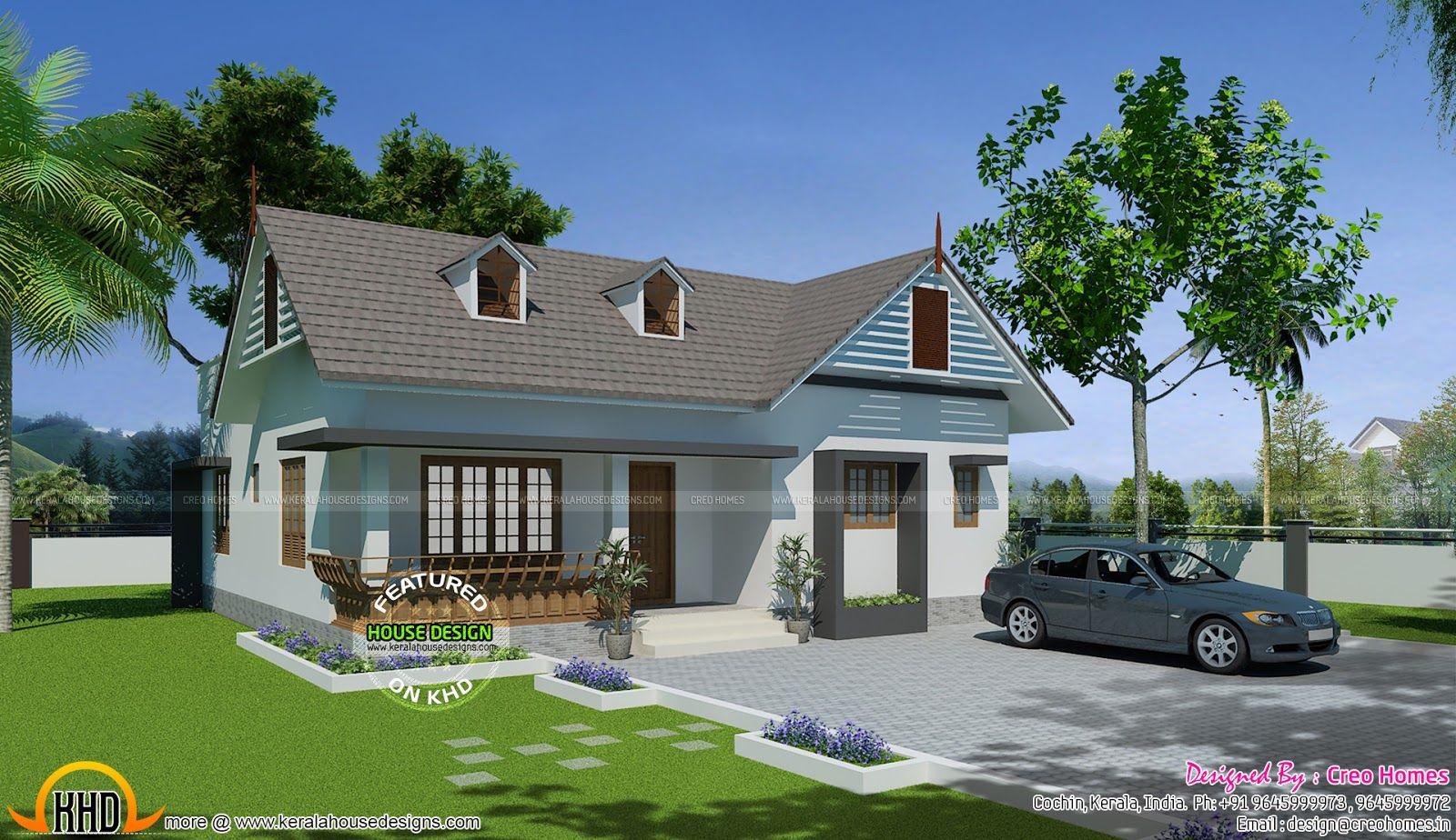 House Below 15 Lakhs Cottage Design Beach