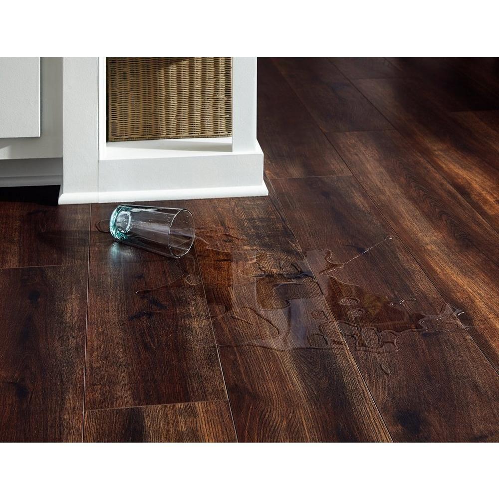 Aquaguard Coco Water Resistant Laminate 12mm 100085505 Floor And Decor