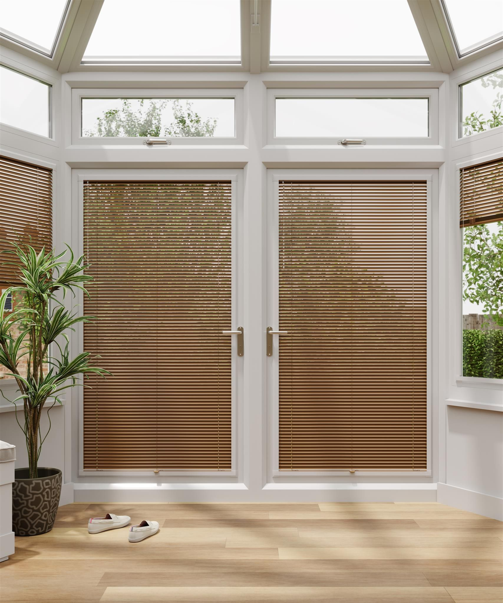 Easy to fit u perfect for upvc french doors patio doors