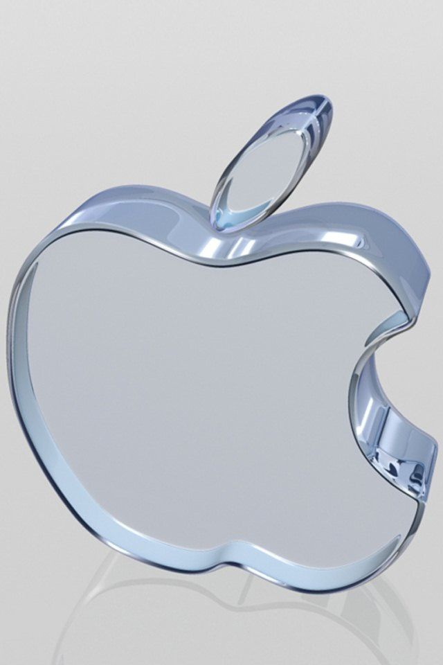 Crystal Clear Apple Symbol Ive Got The Baby Blues Pinterest