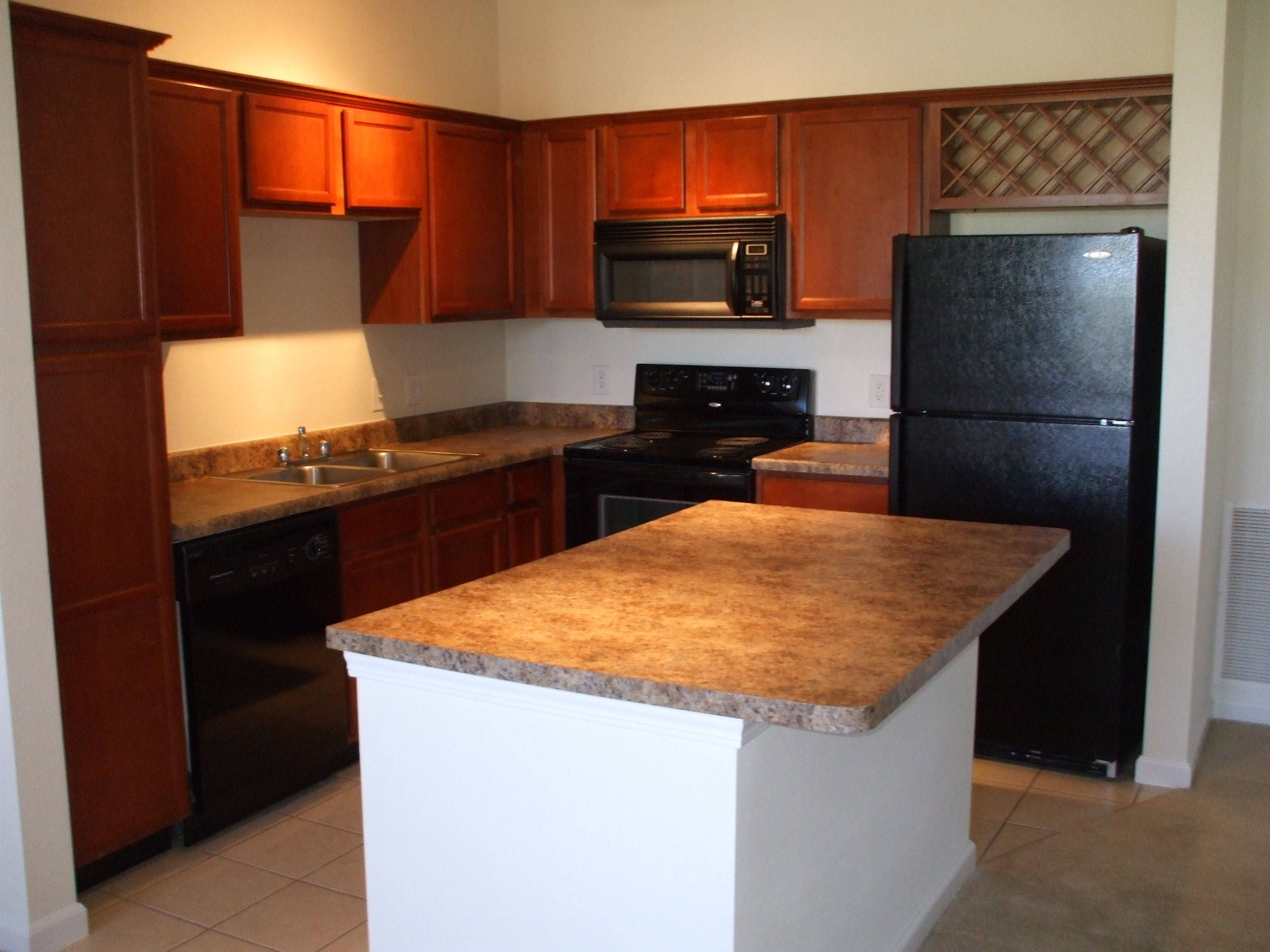 Island Kitchen Wall Street 1154 Sq Ft Kitchen Kitchen