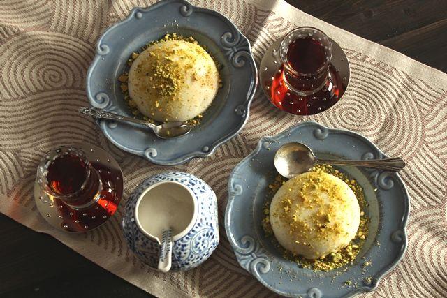 - Semolina Pudding - the childhood dream dessert