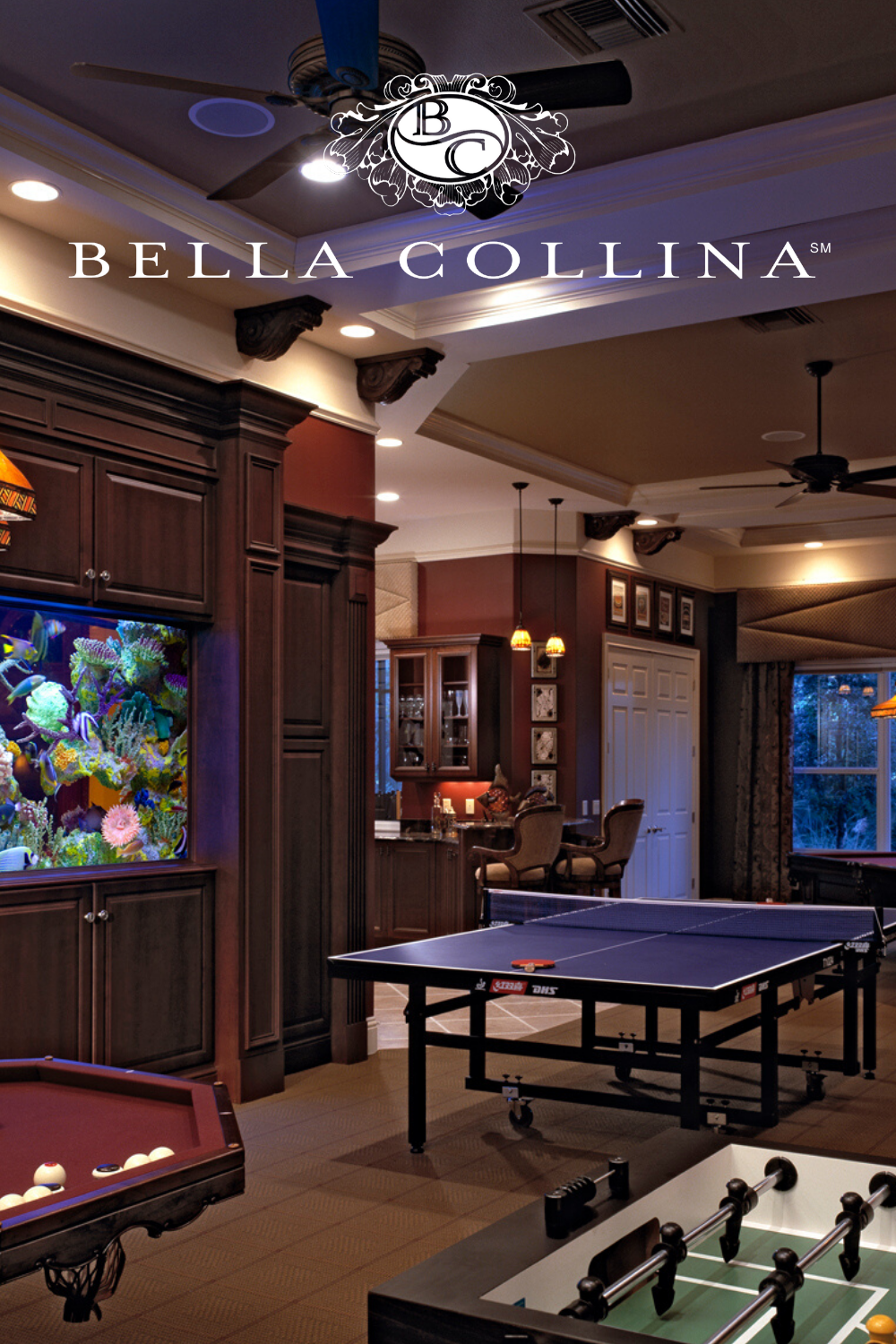 Stonemasons and contractors dean marsico and derek stearns transform blah backyards into functional living spaces. Family Game Room Ideas in 2020   Game room family, Game ...