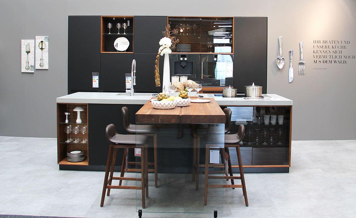 Modernes Küchen-Design: Jetzt besichtigen im WEKO-Küchenfachmarkt ...