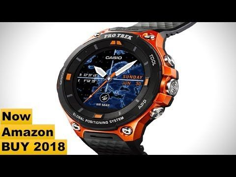 2bbe8fb08a5 Top 10 Best Casio Protrek Watches Buy 2018 - YouTube