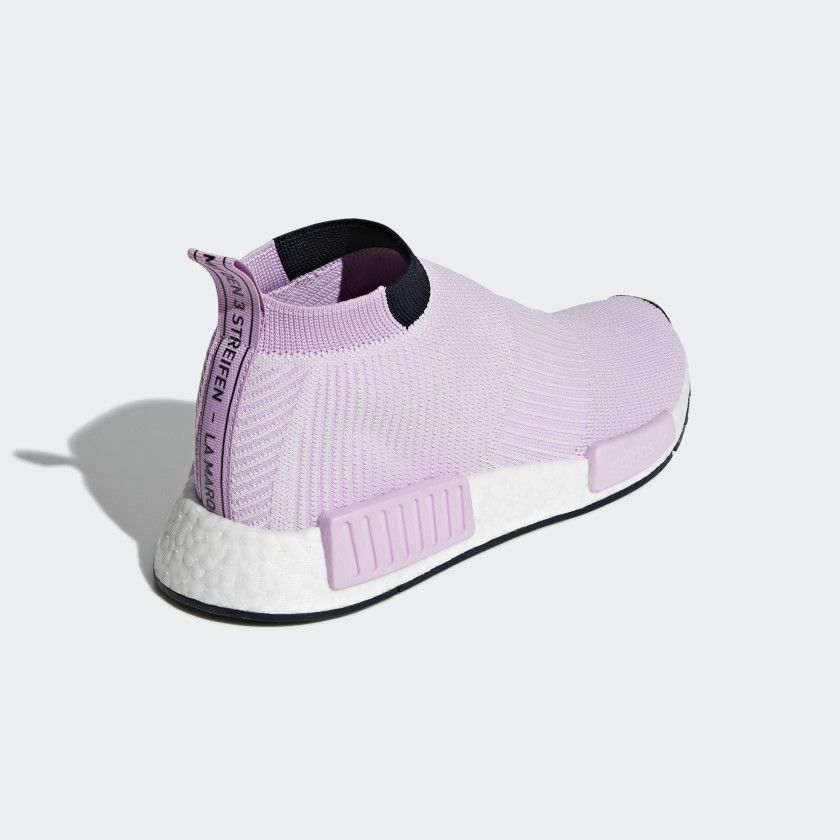 Adidas NMD_CS1 Primeknit Shoes / Clear