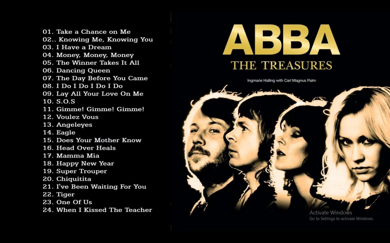 ABBA GOLD : ABBA greatest hits full album