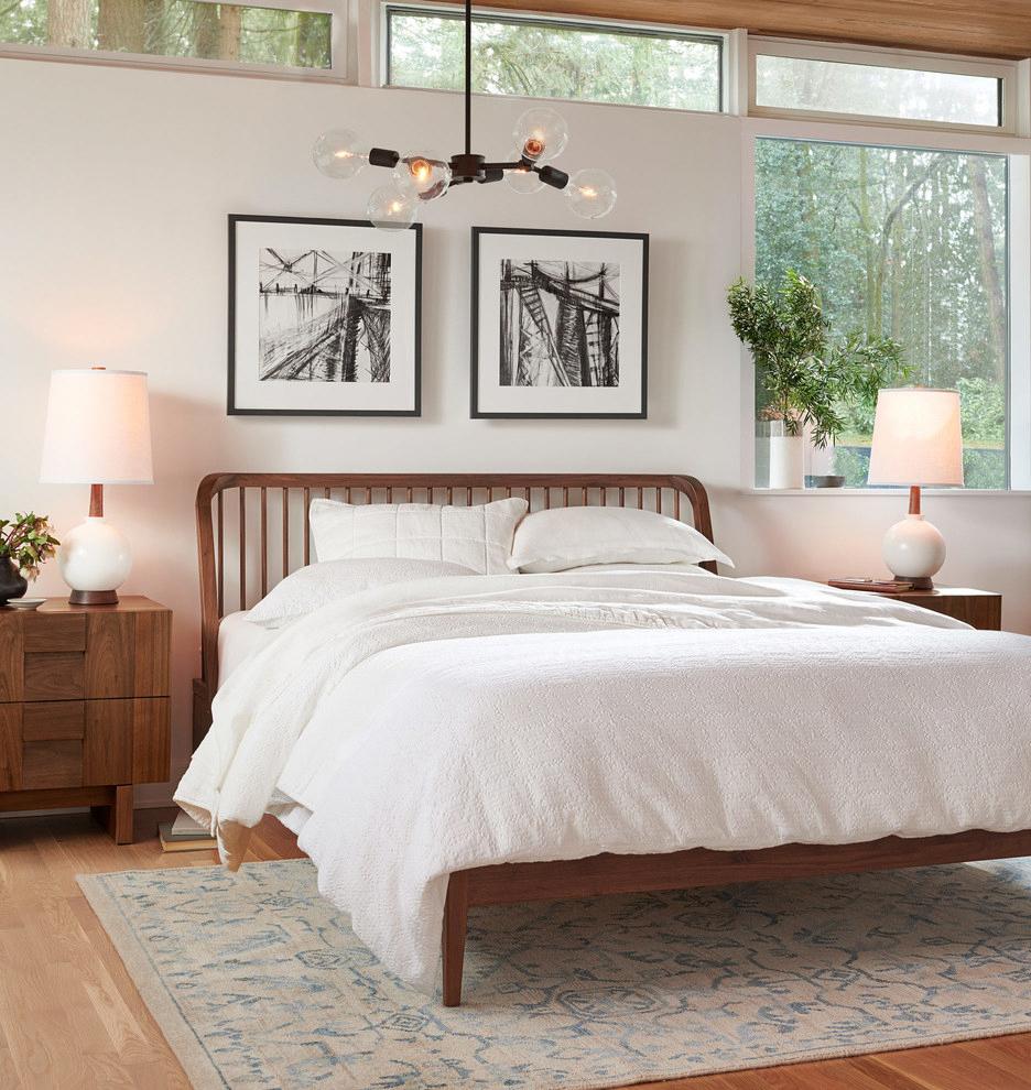 Perkins Spindle Bed   Rejuvenation bedroomFurniture ...