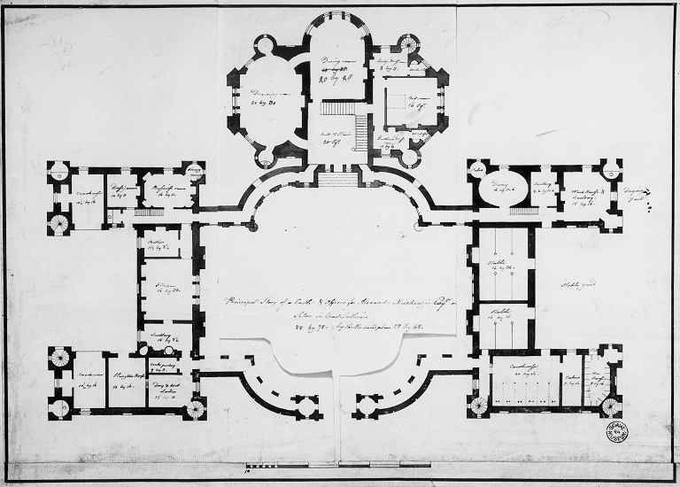 The Gallery For Scottish Castle House Plans Castle Floor Plan Castle House Plans Castle Plans
