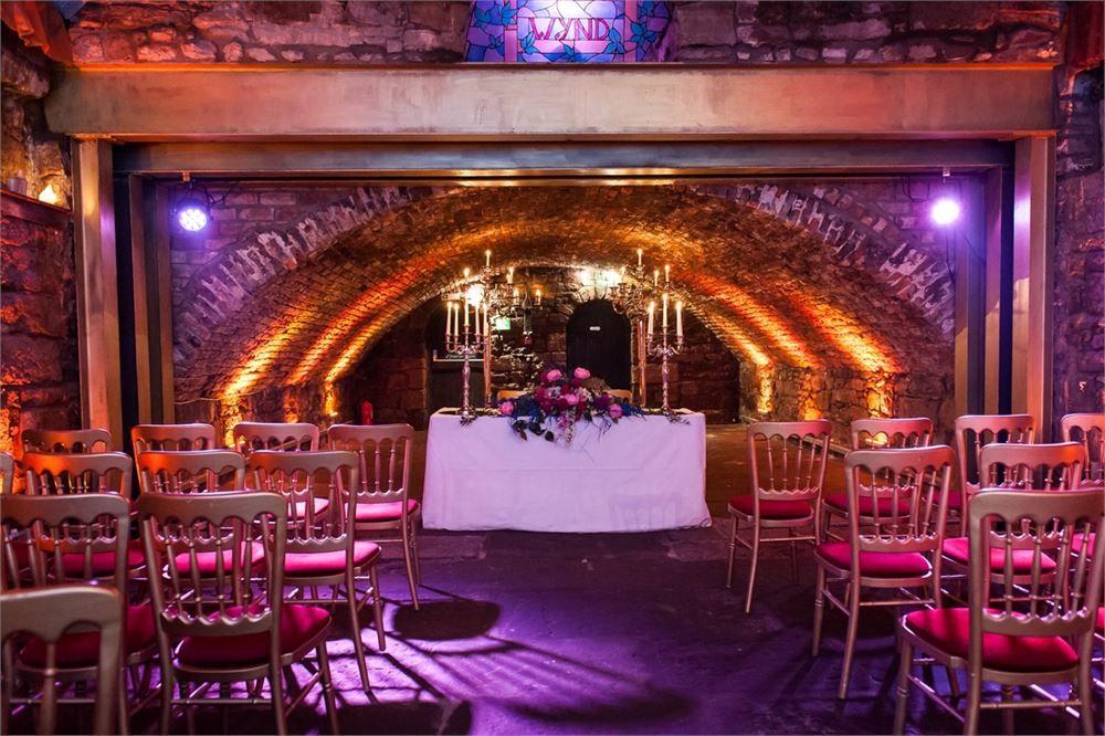 The Caves The Rowantree And Marlin S Wynd Wedding Venue Edinburgh