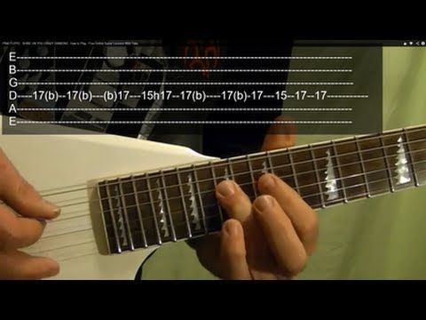 pink floyd shine on you crazy diamond how to play free online guitar lessons with tabs. Black Bedroom Furniture Sets. Home Design Ideas