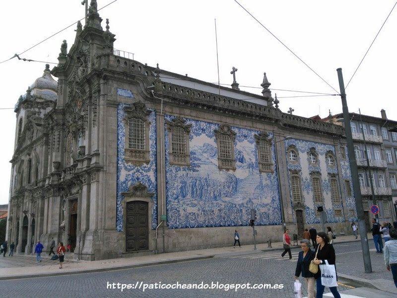 OPORTO: Capela da Almas o Capela de Santa Catarina