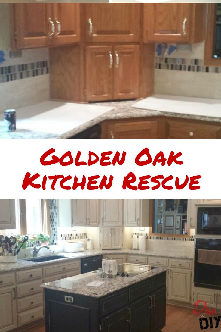 Golden Oak Kitchen Rescue Oak Kitchen Interior Design Kitchen Golden Oak