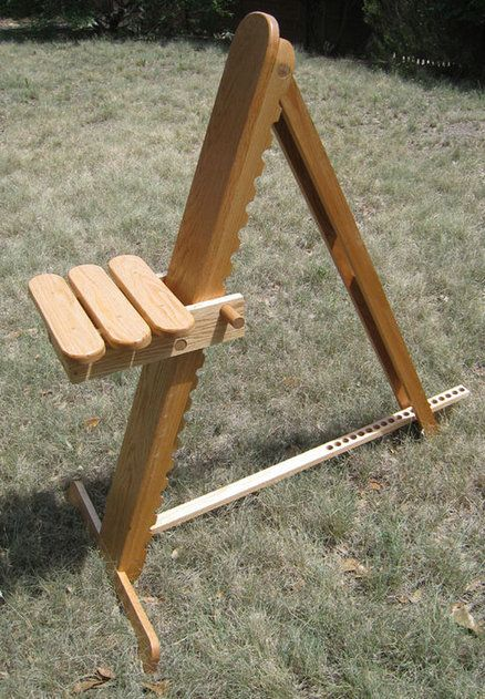 Adjustable Astronomy Observation Chair
