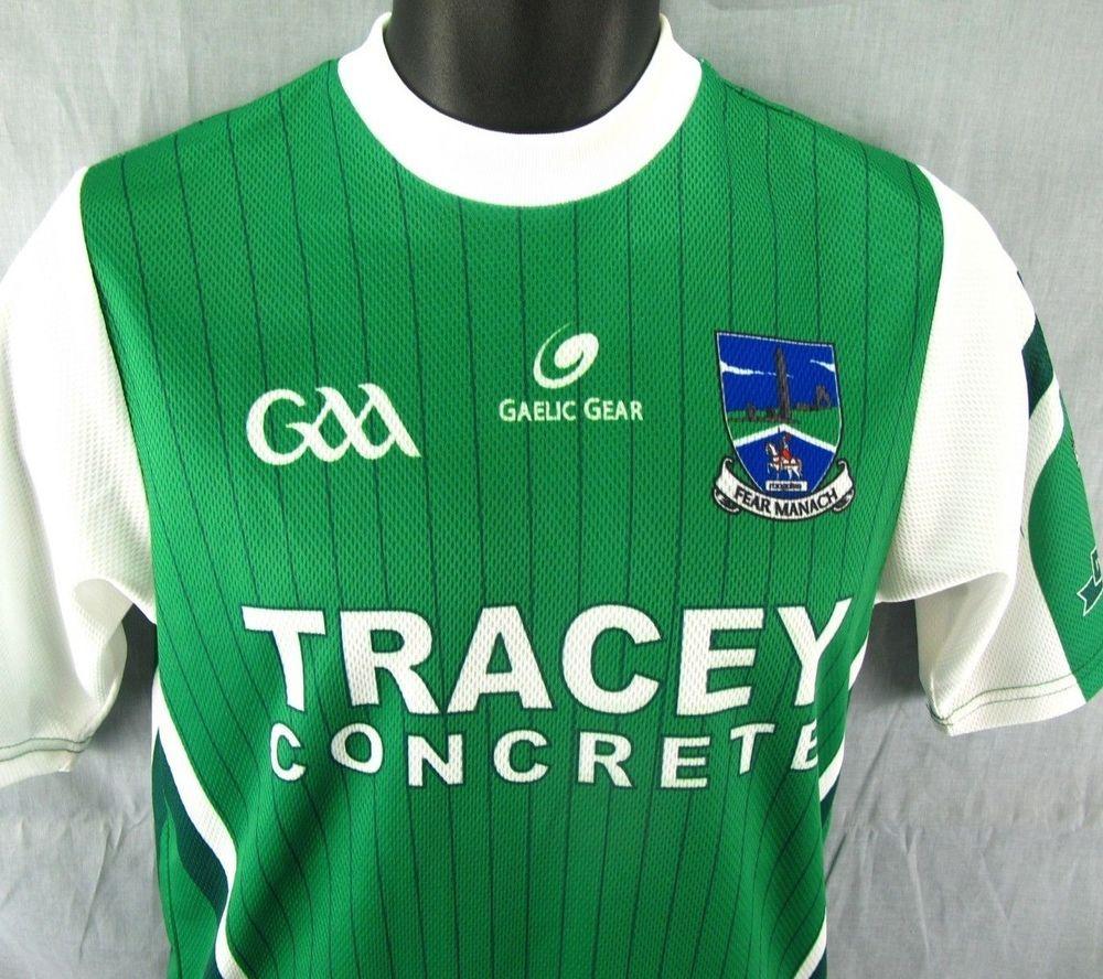Fear Manach Ireland Soccer Jersey 910 Youth Gaelic Gear