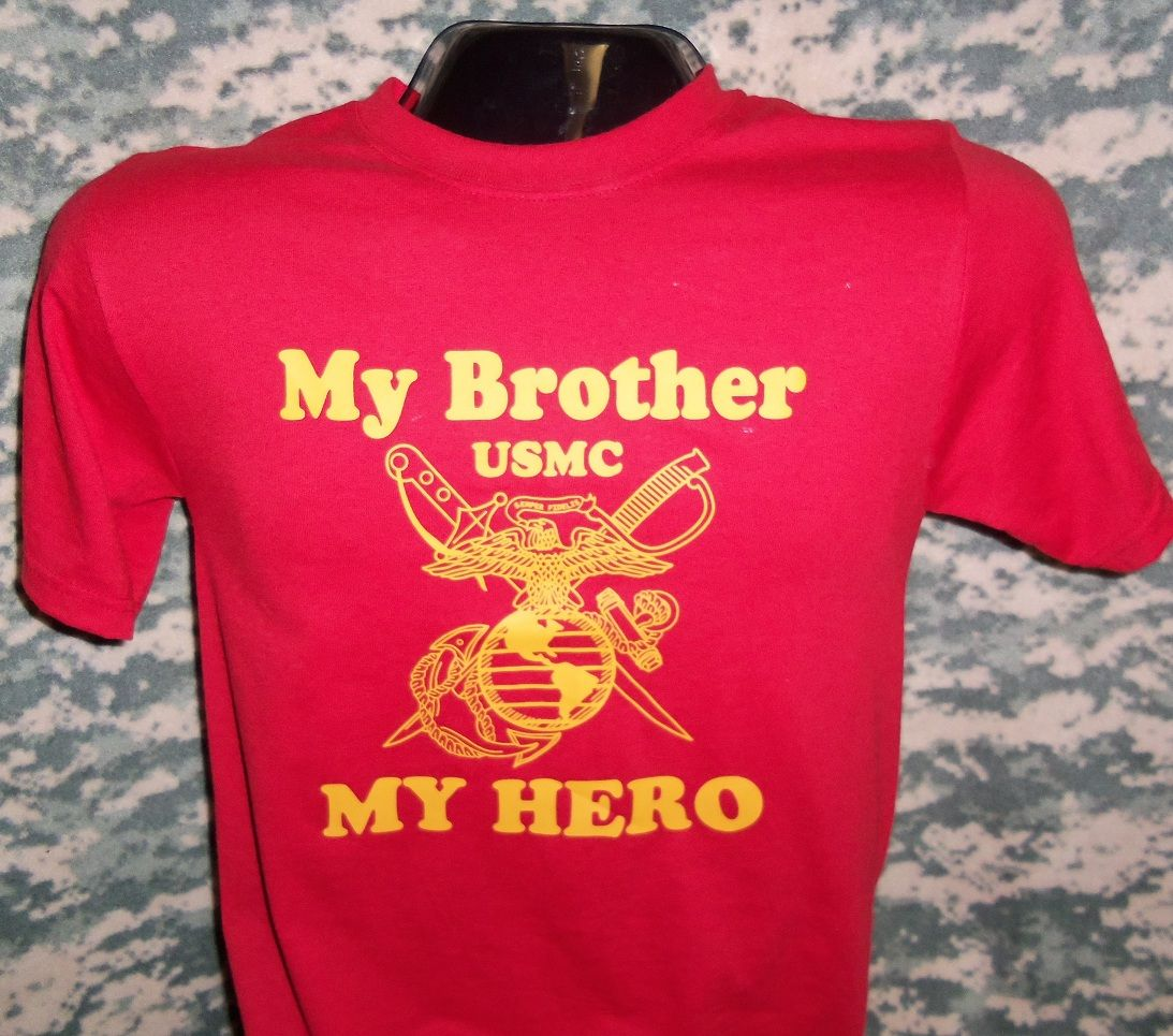 5363eeff Marine pride-proud to call to call my brother a marine #oohrah! #marines  #marinesister