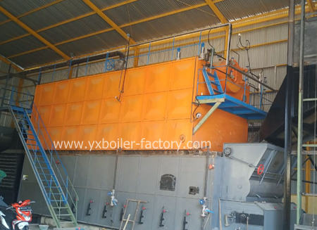 Steam boiler, Thermic, Thermal