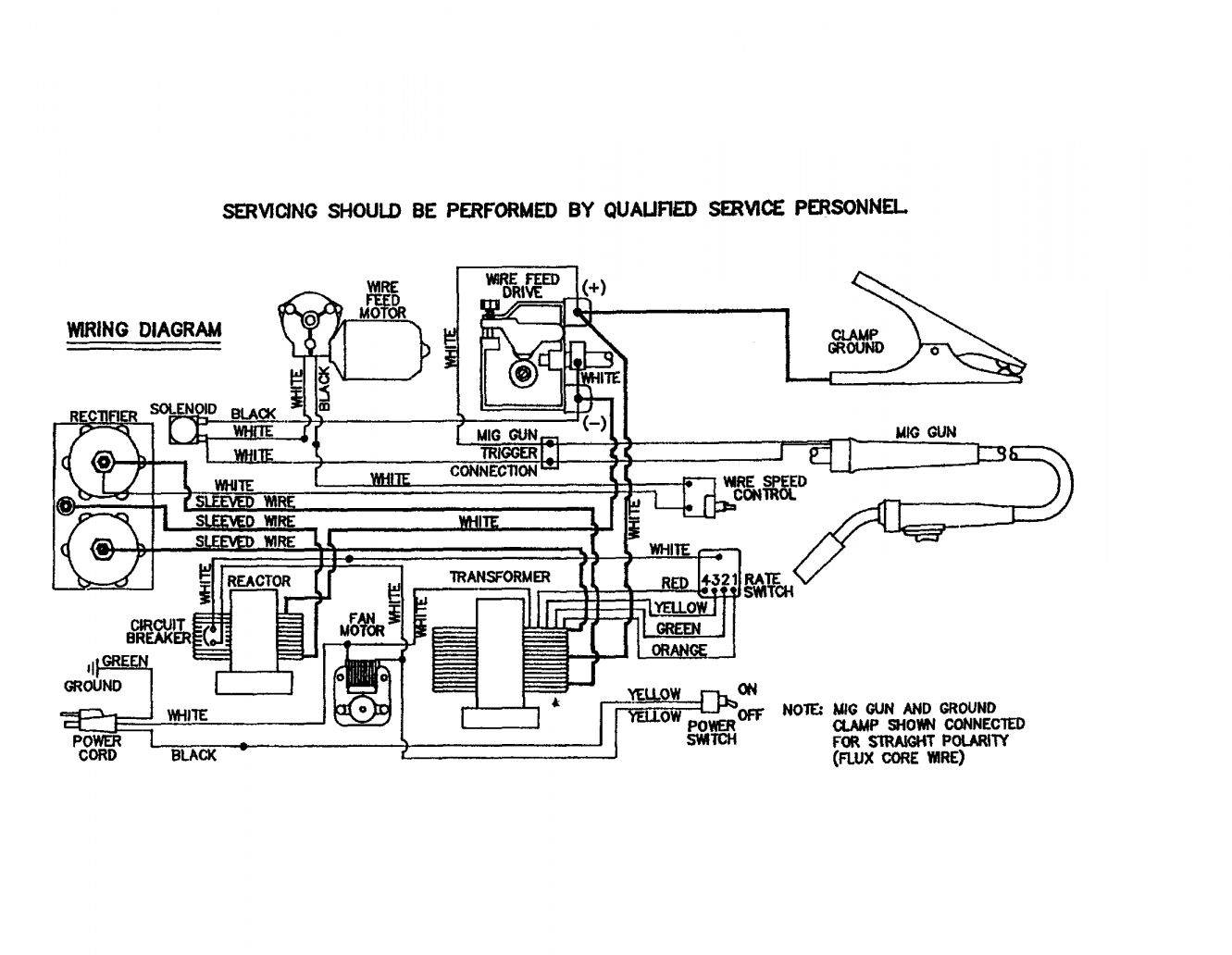 12 Chicago Electric Arc Welder 140 Wiring Diagram