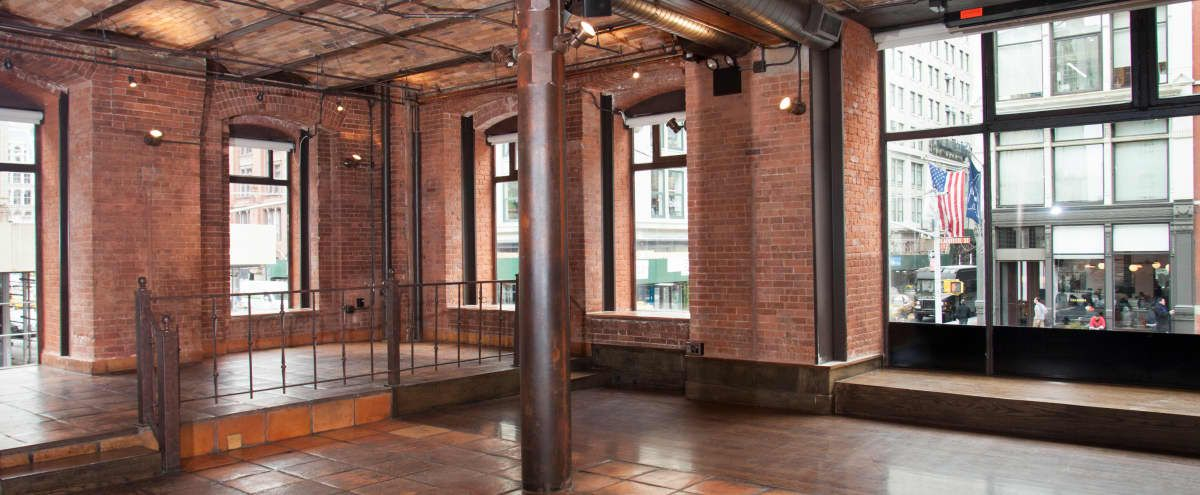 Nice Historic Architectural Loft Space In The Heart Of Noho