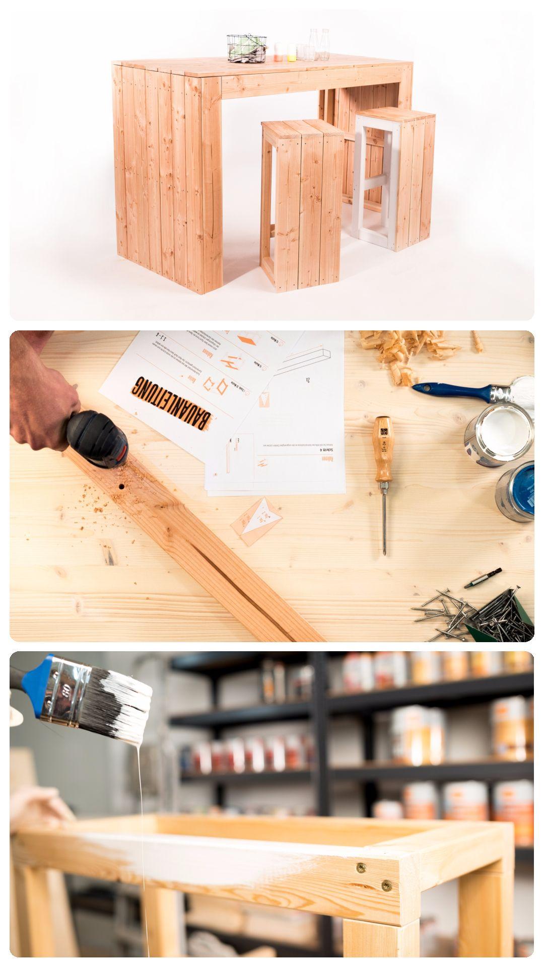 gartentisch lotte selber bauen tische obi selbstbaum bel pinterest tisch wohnen und. Black Bedroom Furniture Sets. Home Design Ideas