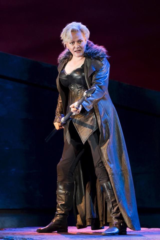 Wno S Twilight Of The Gods Great Music Strange Finale Opera Singers Opera Operatic