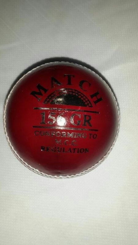Top Quality Red Cricket Balls (Pack Of 6 Pcs) Free Shipping