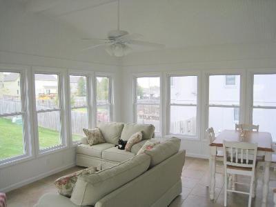 Four Season Sunroom With Tile Floor 3 4 Rooms Photo Gallery