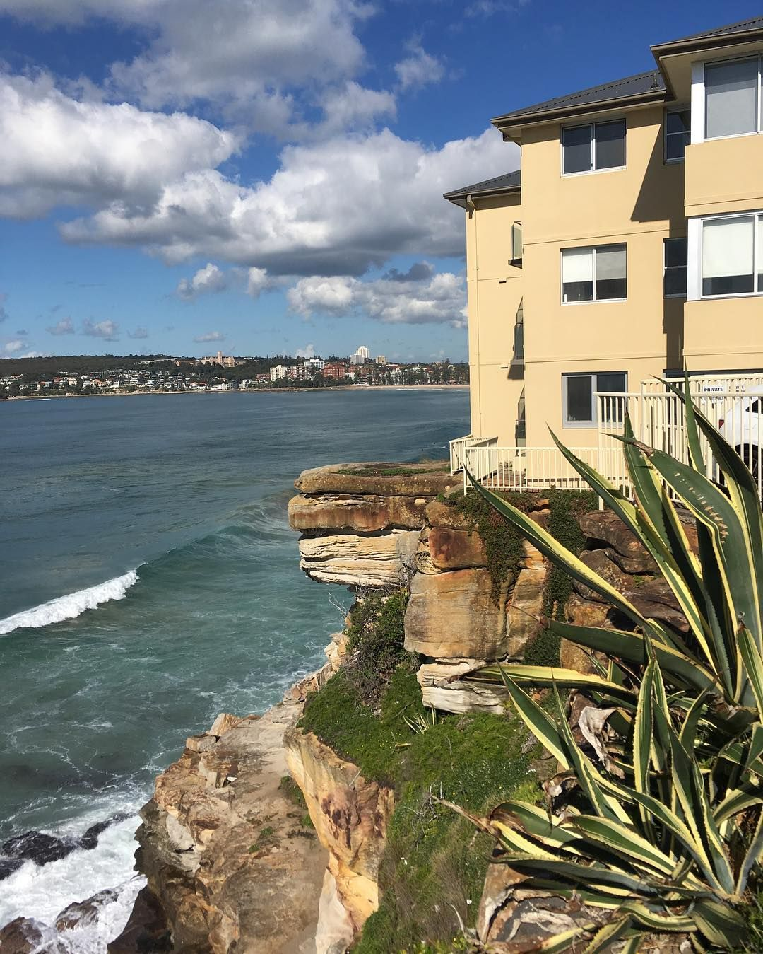 """The Cliffs Apartments: Clean Line Productions On Instagram: """"Surf Was Pumping So"""