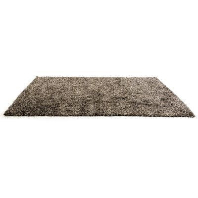 "VIG Furniture Modrest Fresno by Linie Design Modern Brown Area Rug Rug Size: 7'10"" x 5'7"""