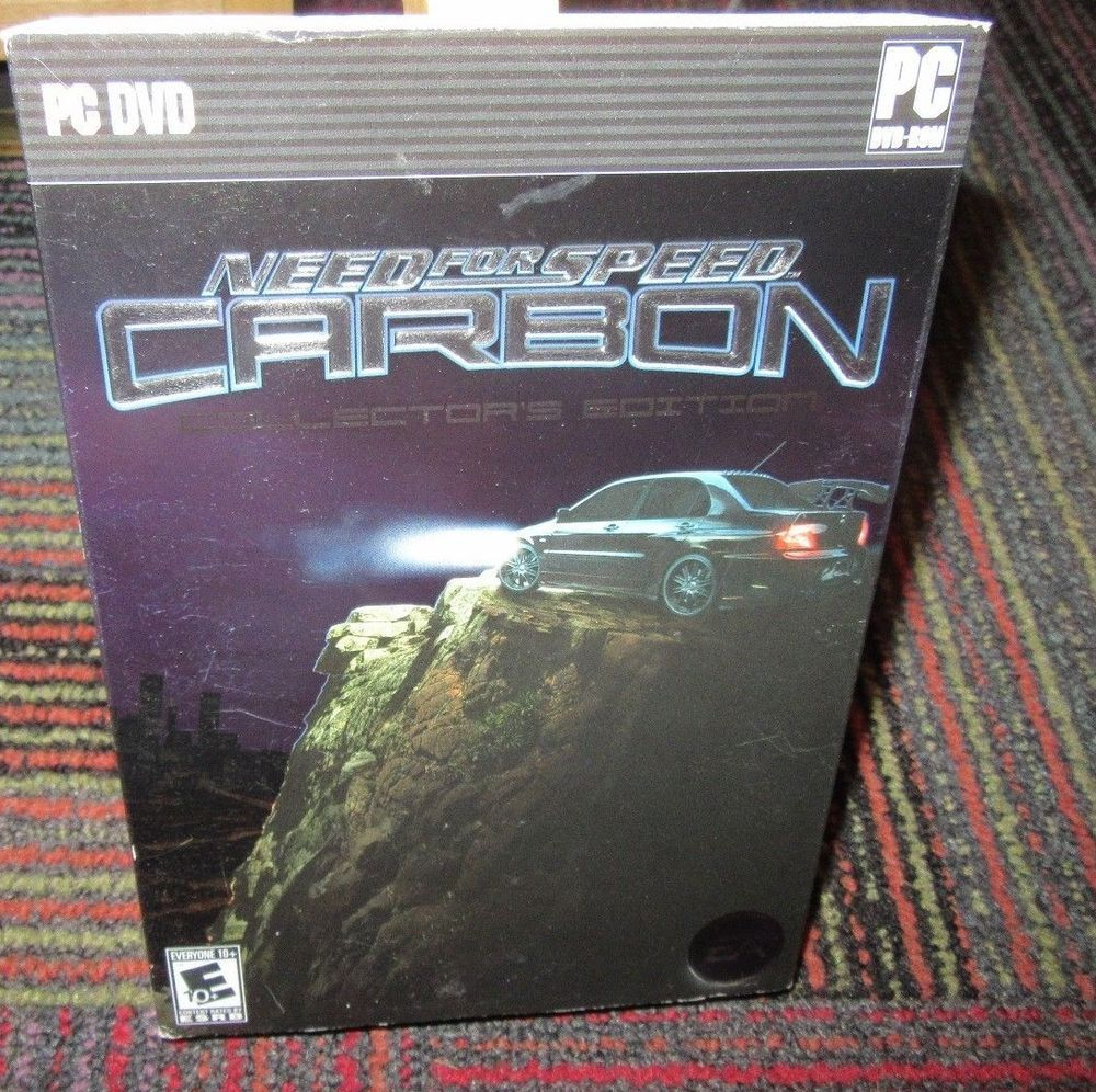 Details about Playstation 2 PS2 Need For Speed Carbon