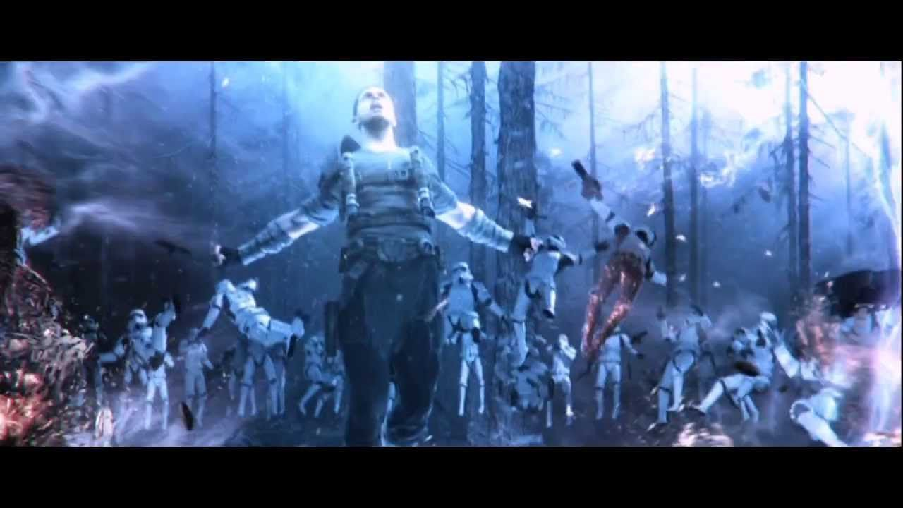 """Star Wars: The Force Unleashed II """"Repulse"""" Trailer"""