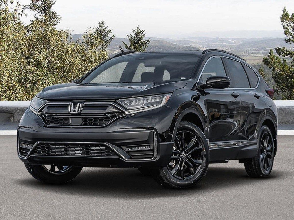 2021 Honda Cr V Black Edition Looks Astonishing Honda Car Models Honda Crv Honda Cr
