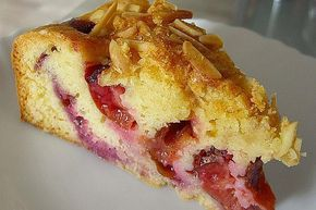 Photo of Laras plums – cup cake with egg liqueur batter by Lari   chef