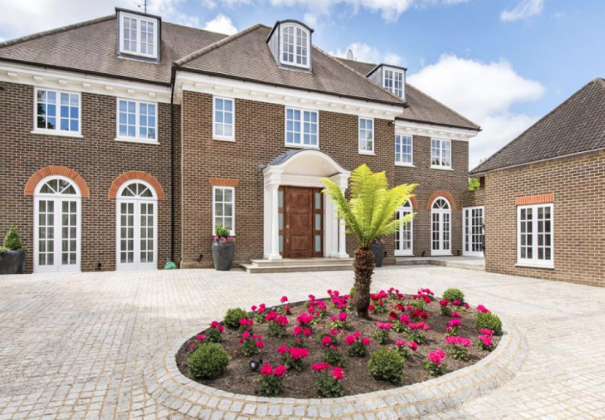 10 95 Million Brick Home In London England Luxury Homes In London House Exterior Buying Property