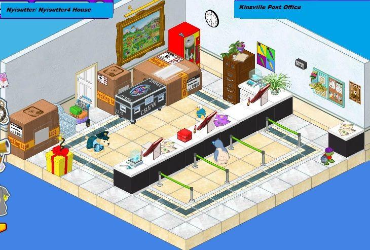 Post Office Nyisutter5 House Webkinz Nyisutter Webkinz