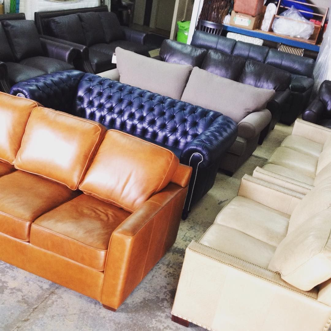 Abacusfurniture Just Bought The Complete Leather Showroom From Our Toronto Sofa Factory Brand New Items At Crazy Prices In 2020 Sofa Factory Sofa Full Grain Leather