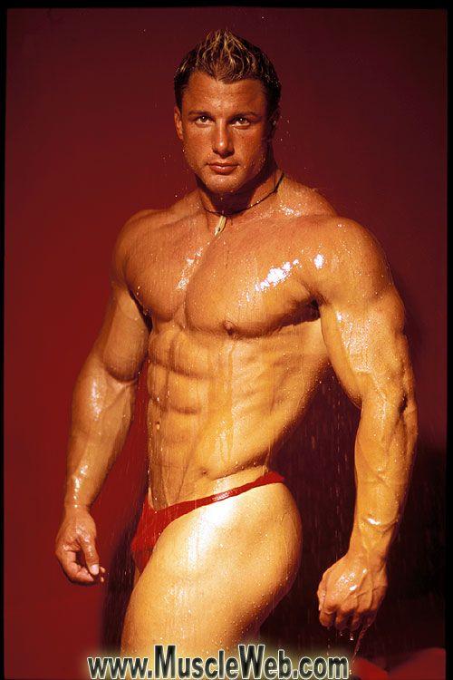 Christian engel muscle
